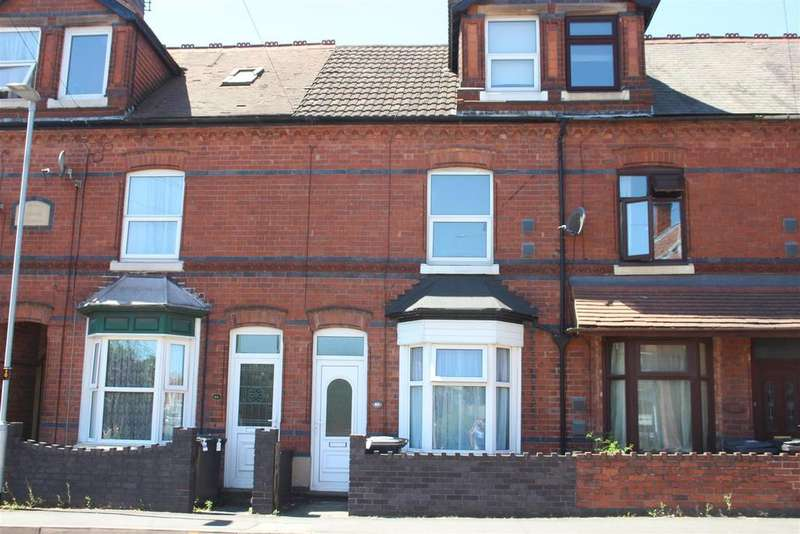 3 Bedrooms Terraced House for sale in Trinity Lane, Hinckley