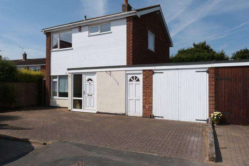 3 Bedrooms Detached House for sale in Coopers Nook, East Goscote