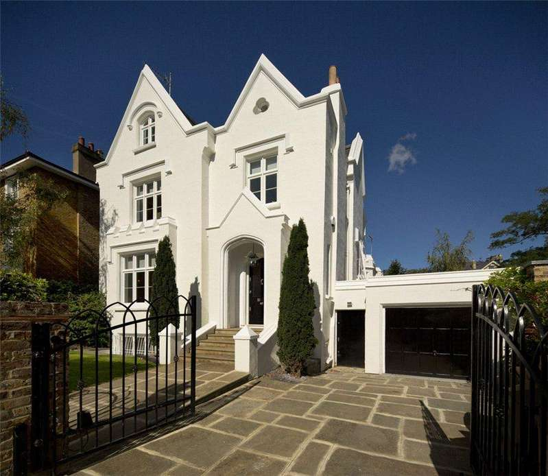 6 Bedrooms Detached House for sale in Clifton Hill, St John's Wood, London, NW8
