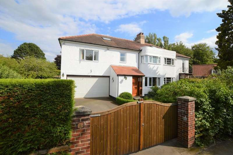 5 Bedrooms Semi Detached House for sale in Meadowfield Park South, Stocksfield