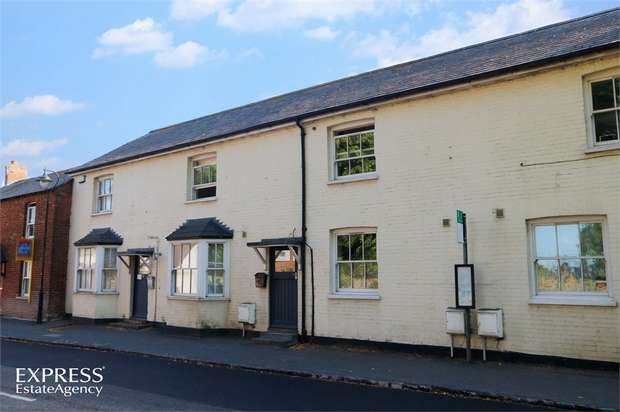 2 Bedrooms Terraced House for sale in Bicester Road, Long Crendon, Aylesbury, Buckinghamshire