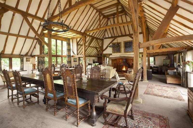 4 Bedrooms House for sale in Moat Lane, Chiddingstone Hoath, Edenbridge