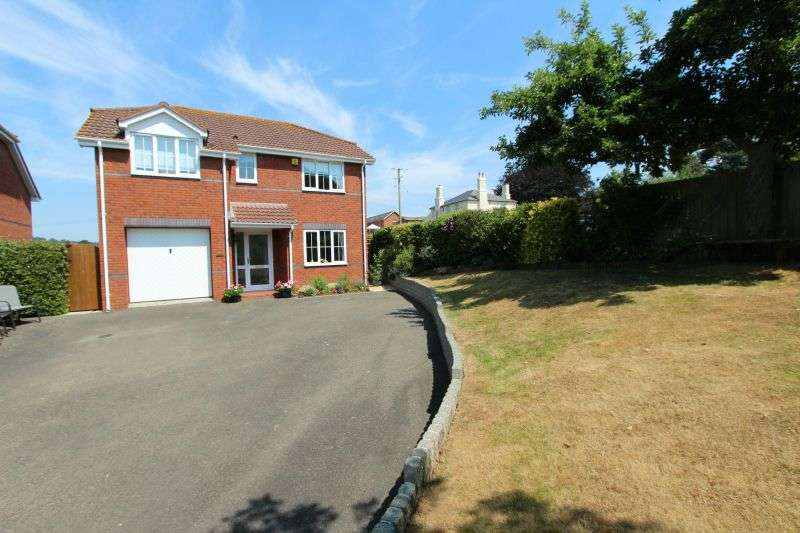4 Bedrooms Detached House for sale in CLYST ST LAWRENCE