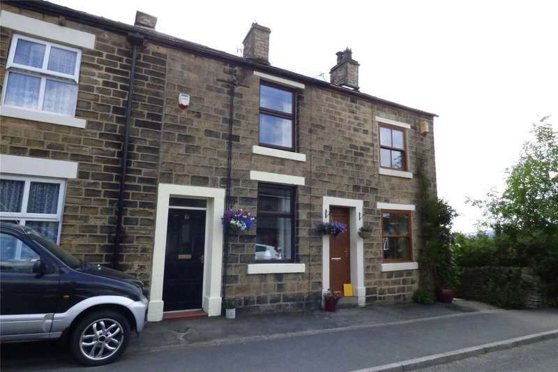 2 Bedrooms Terraced House for sale in Platt Street, Padfield, Glossop, SK13