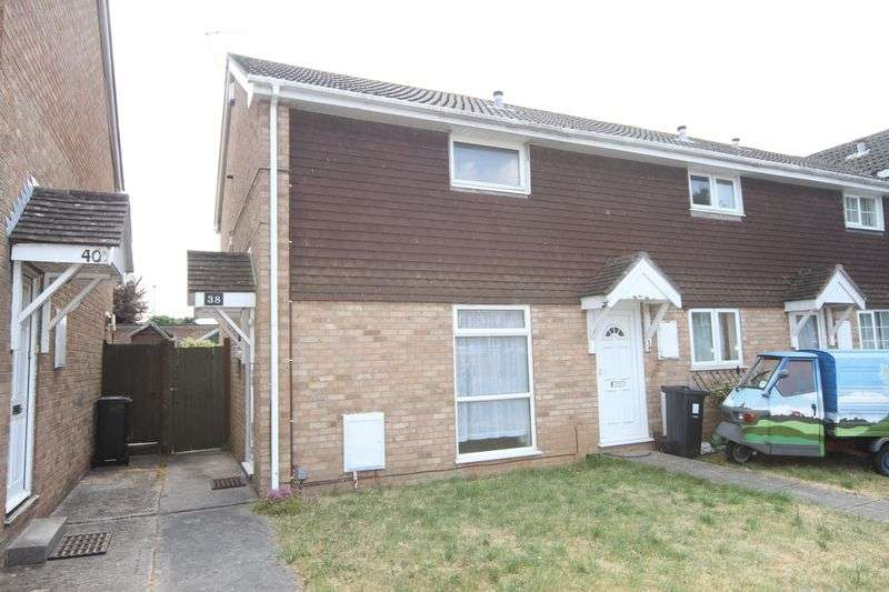Property for sale in Riverside Way Hanham, Bristol
