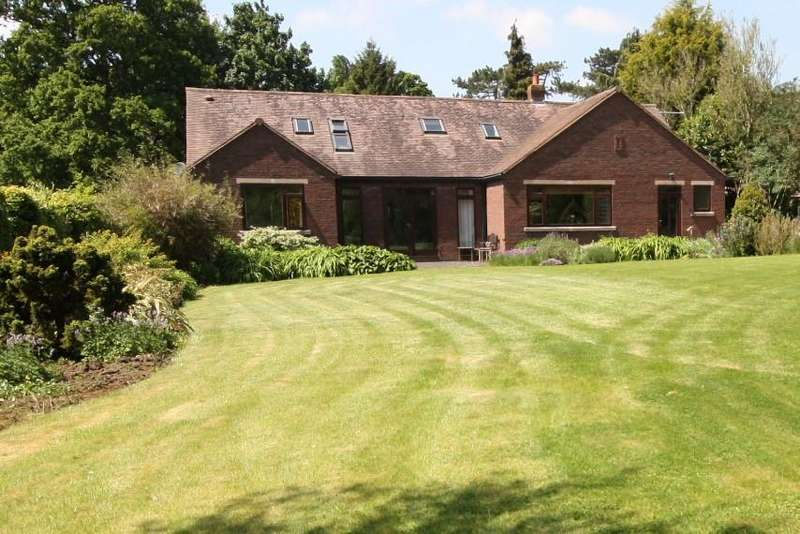 5 Bedrooms Property for sale in Park Hill, Gaddesby, Leicestershire