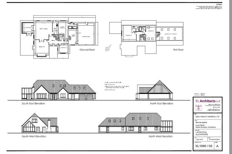 4 Bedrooms Property for sale in Long Street, Great Gonerby, Grantham