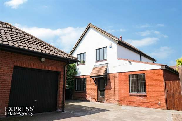 4 Bedrooms Detached House for sale in Firside Grove, Sidcup, Kent