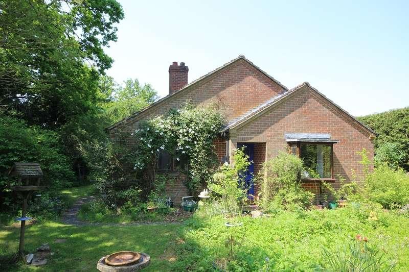 3 Bedrooms Detached Bungalow for sale in The Nook, Hale, SP6
