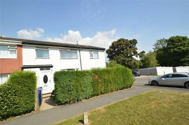 5 Bedrooms End Of Terrace House for sale in Sidley Place, Godley, Hyde, Greater Manchester
