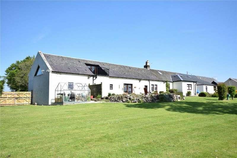 4 Bedrooms House for sale in Causewayhead Farm, Old Glasgow Road, Stewarton, Kilmarnock, Ayrshire