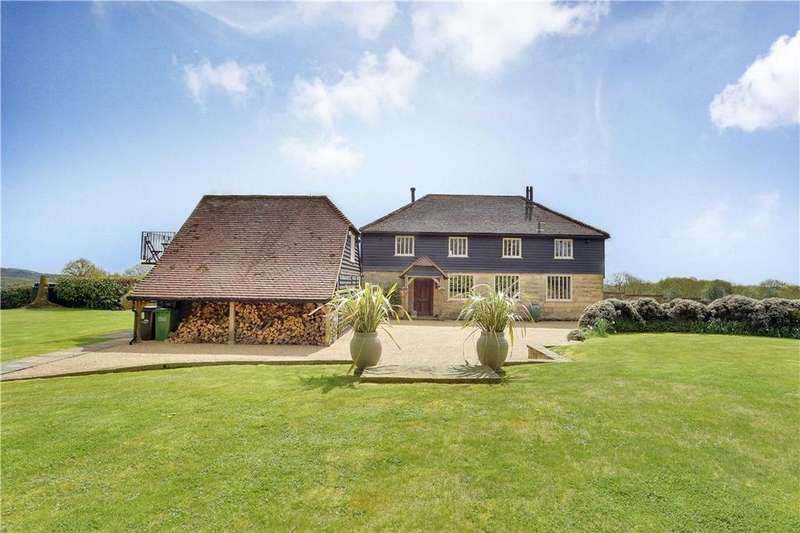4 Bedrooms Detached House for sale in Chillies Lane, Crowborough, East Sussex, TN6