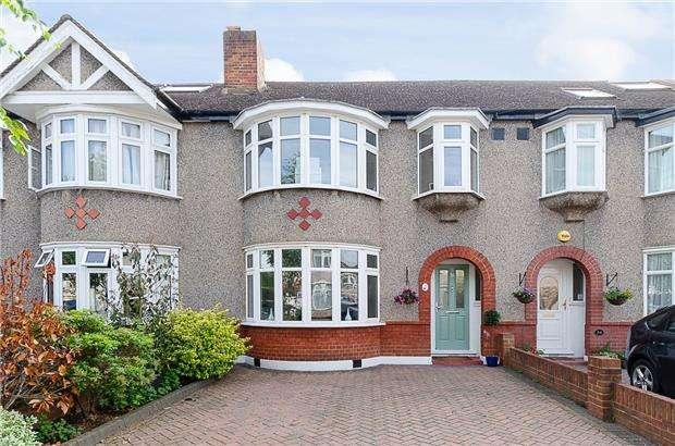 3 Bedrooms Terraced House for sale in Camborne Road, MORDEN, Surrey, SM4 4JJ