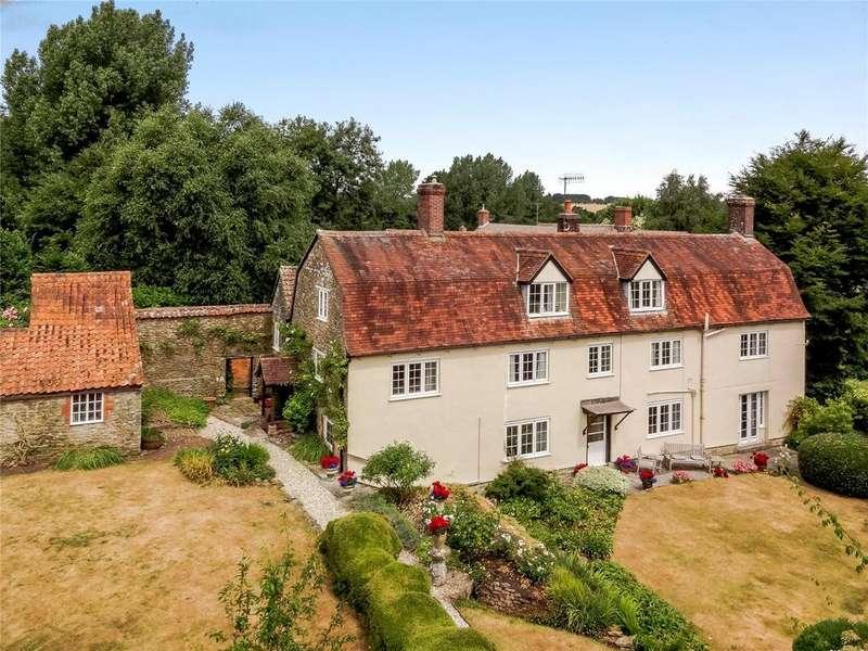 6 Bedrooms Detached House for sale in Bourton, Gillingham, Dorset