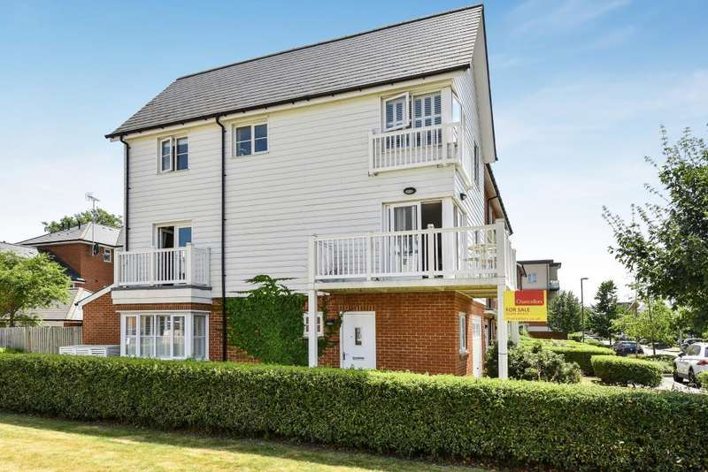 3 Bedrooms House for sale in Wye Dene, Chequers Avenue, High Wycombe, HP11