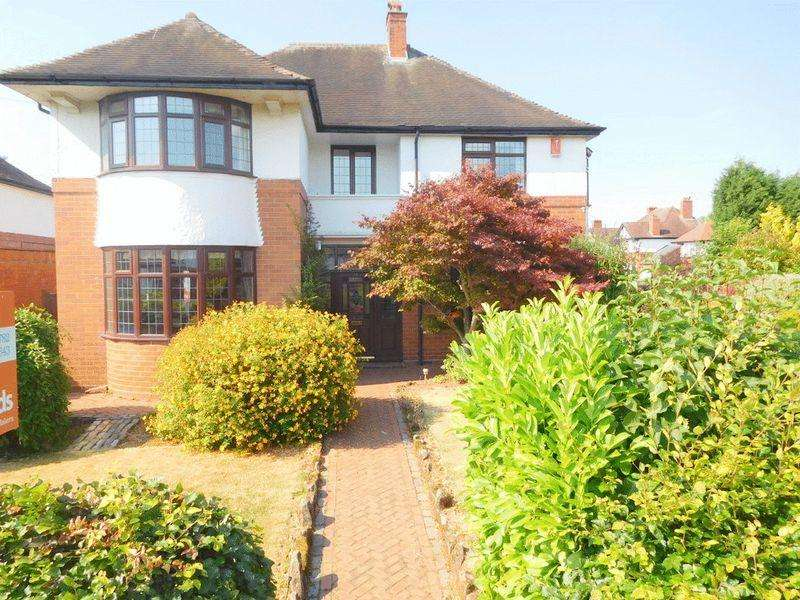 4 Bedrooms Detached House for sale in Robinson Road, Trentham