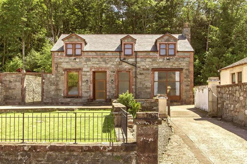 4 Bedrooms Detached House for sale in The Beach House, Shore Road, Ardpeaton, Helensburgh, G84