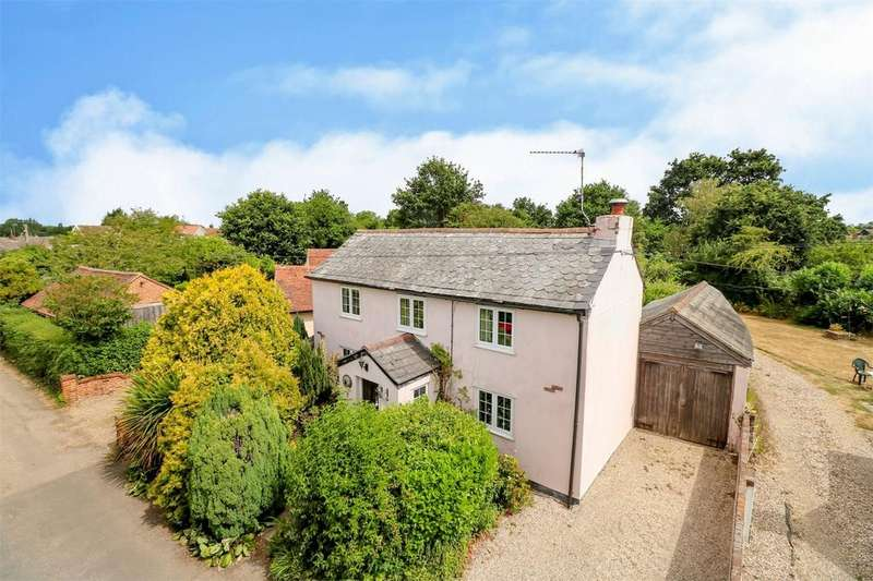 4 Bedrooms Cottage House for sale in Willow Cottage, Green Lane, Ardleigh, Colchester, Essex