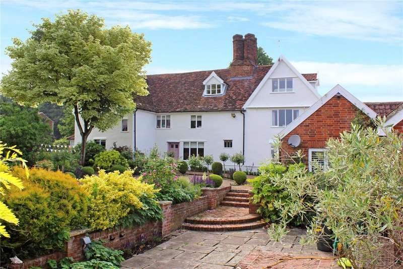 6 Bedrooms Detached House for sale in Ufford, Nr Woodbridge, Suffolk, IP13