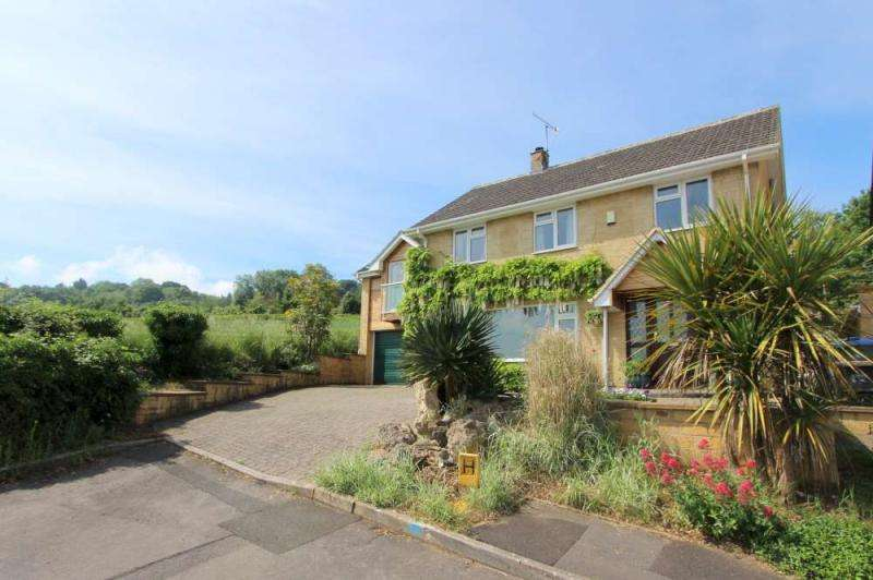 5 Bedrooms Detached House for sale in Ashley near Box