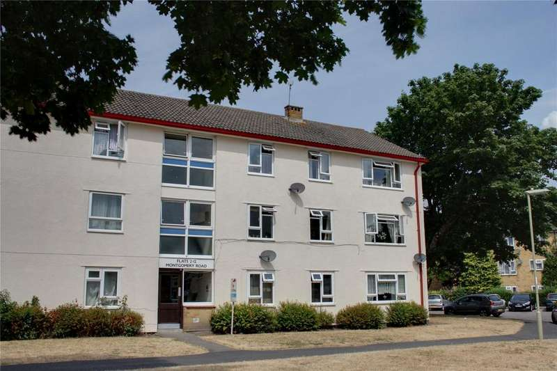 3 Bedrooms Apartment Flat for sale in Montgomery Road, Farnborough, Hampshire, GU14