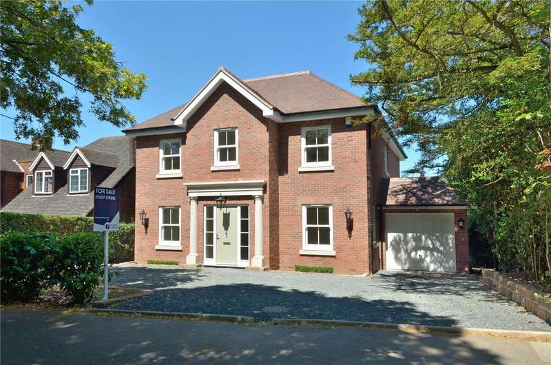 5 Bedrooms Detached House for sale in Bromsgrove