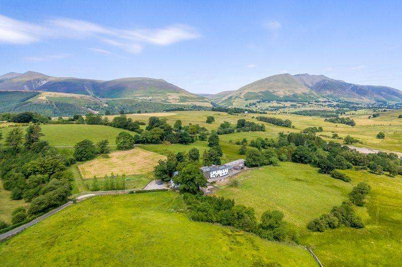6 Bedrooms House for sale in Low Nest Studios, Castlerigg, Keswick