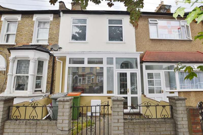 3 Bedrooms Terraced House for sale in Patrick Road, Plaistow, London, E13 9QA