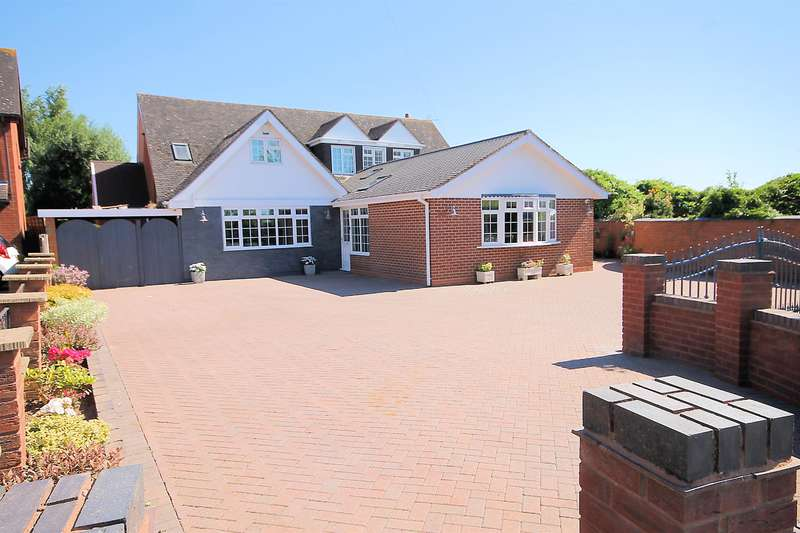6 Bedrooms Detached House for sale in Ashby Road, No Mans Heath, Tamworth, B79 0NX