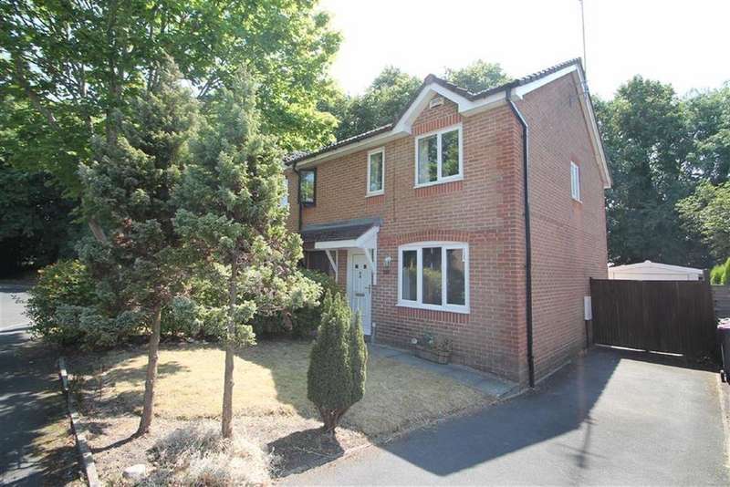 3 Bedrooms Semi Detached House for sale in Quarry Pond Road, Manchester