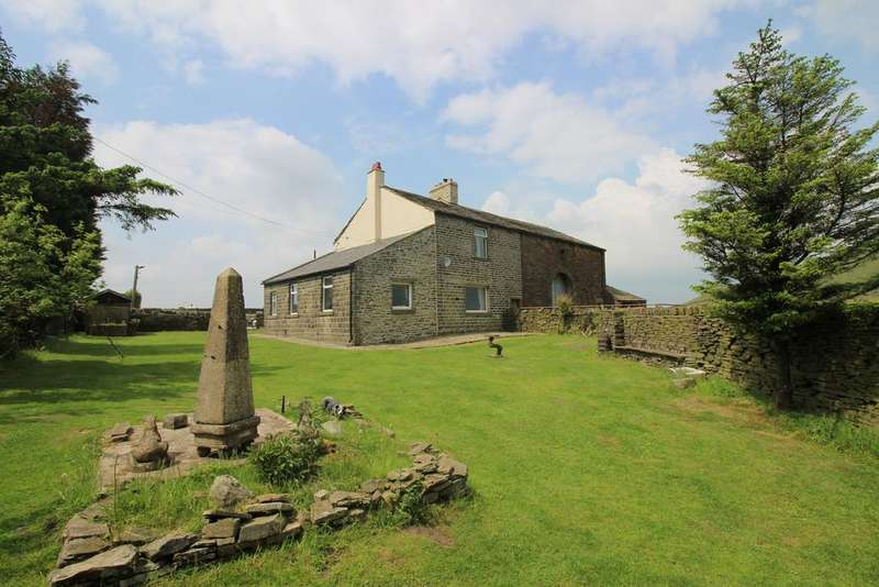 3 Bedrooms Farm Commercial for sale in Cribden End Lane, Haslingden, Rossendale BB4 8UB