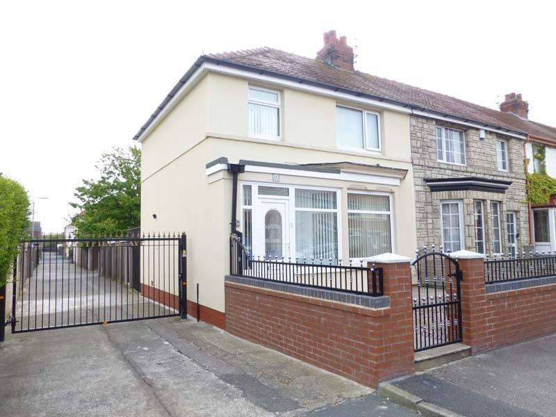 3 Bedrooms End Of Terrace House for sale in Westfield Avenue