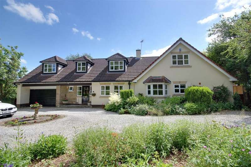 4 Bedrooms Detached House for sale in Tranby Lane, Swanland, North Ferriby