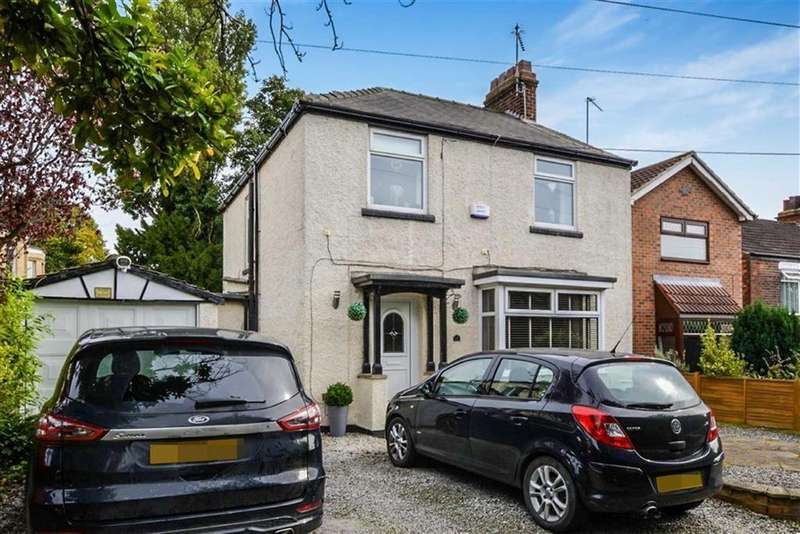 3 Bedrooms Detached House for sale in Lime Tree Avenue, Sutton, Hull, HU7