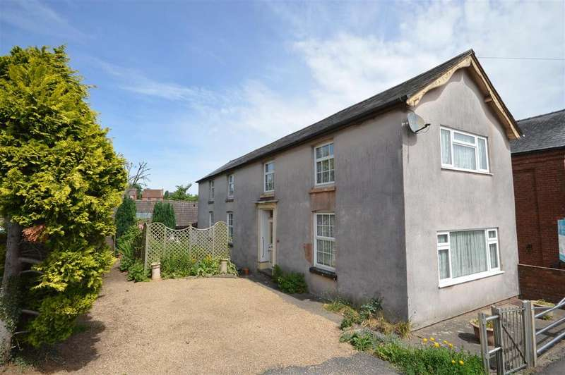 4 Bedrooms Detached House for sale in New Road, Bromyard, Herefordshire