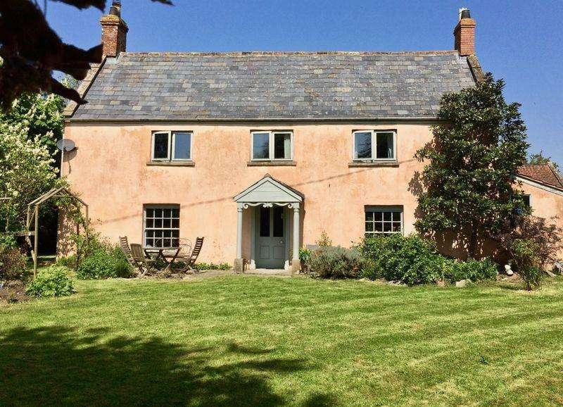 5 Bedrooms Detached House for sale in Lower Godney, Between Wells Glastonbury