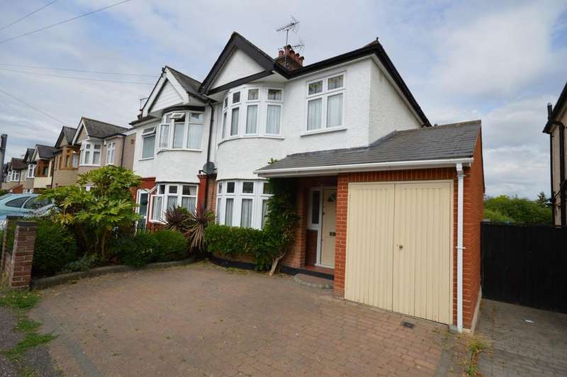 3 Bedrooms Semi Detached House for sale in St Johns Avenue, Chelmsford, CM2
