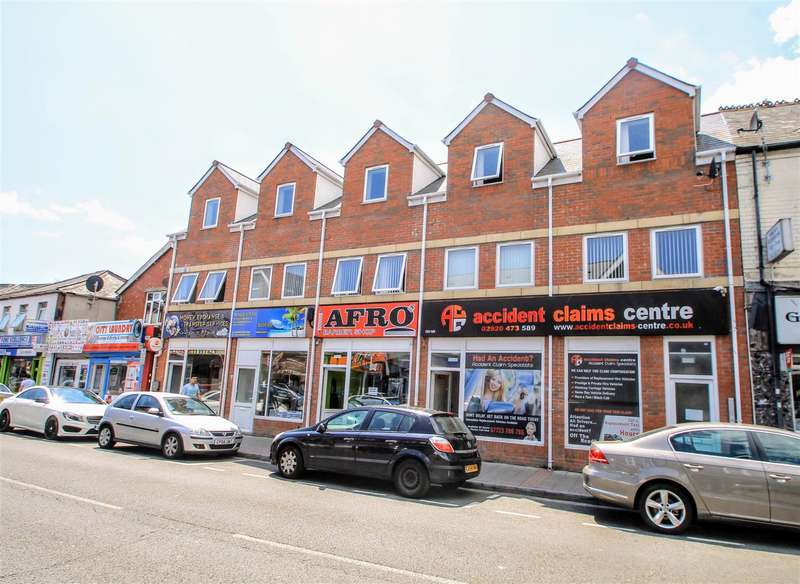 9 Bedrooms Block Of Apartments Flat for sale in City Road, Cardiff