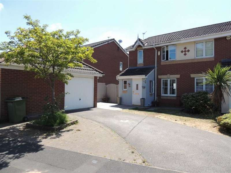 3 Bedrooms Semi Detached House for sale in Newsham Road, Edgeley, Stockport