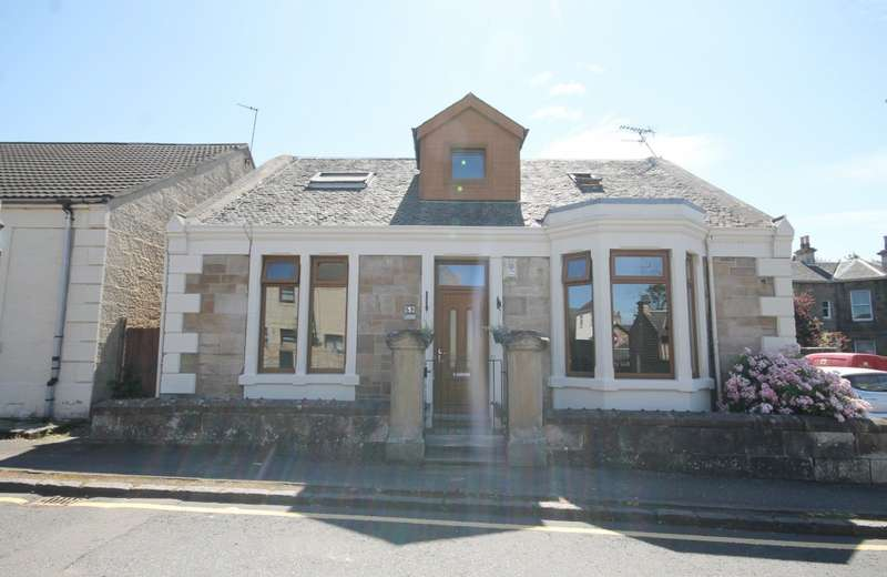 4 Bedrooms Detached House for sale in 59 East Academy Street East Academy Street, Wishaw, ml2