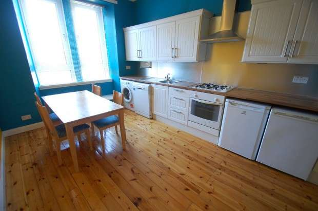 1 Bedroom Flat for sale in Paisley Road West 2/1, Craigton, G52