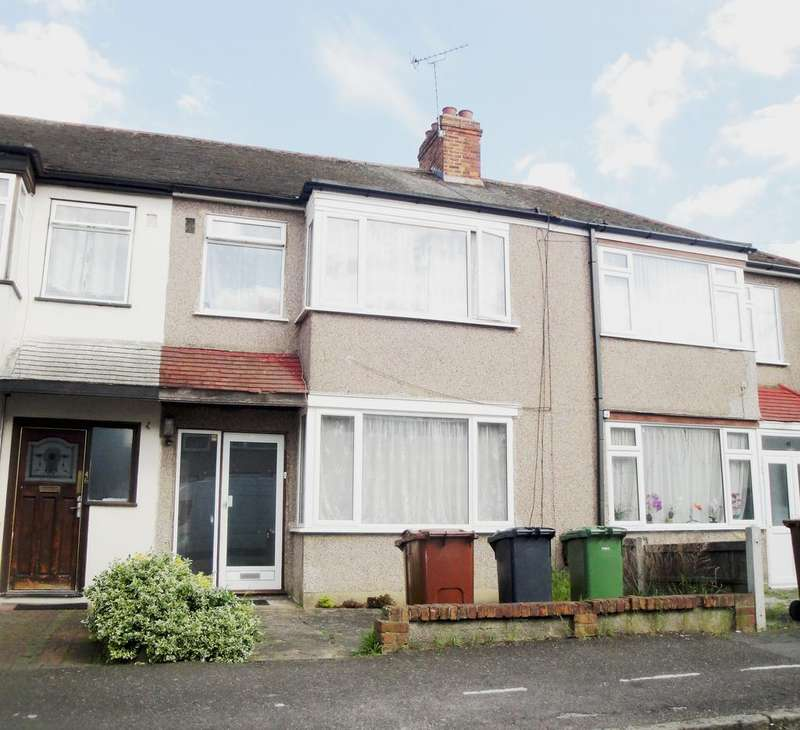 3 Bedrooms House for sale in Tenterden Road, Dagenham RM8
