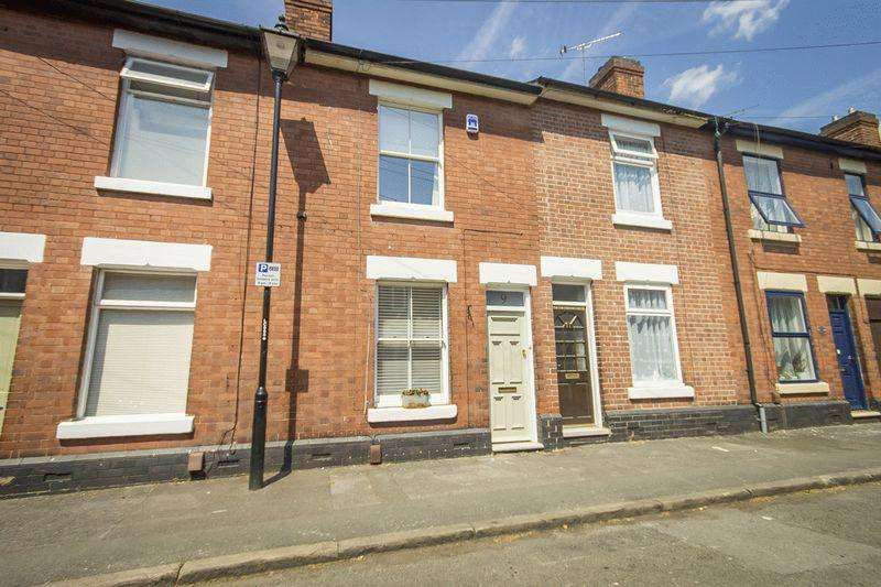 2 Bedrooms Terraced House for sale in Camp Street, Chester Green
