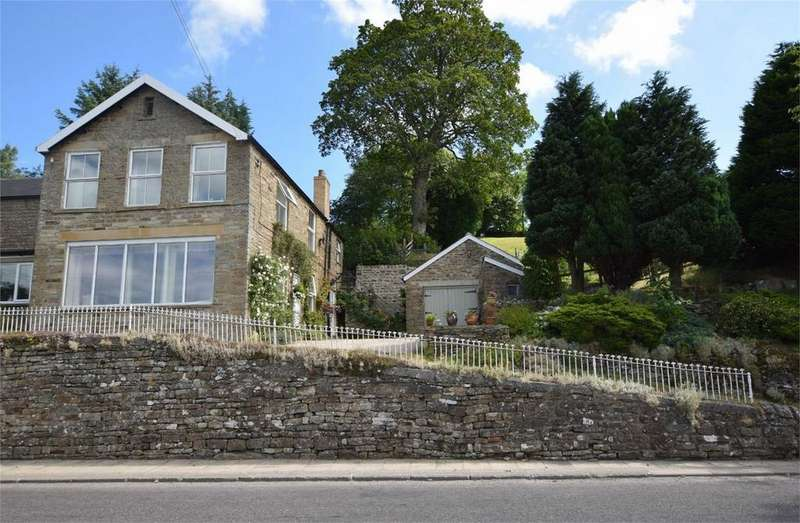 3 Bedrooms Semi Detached House for sale in Westfall, Wearhead, Bishop Auckland, County Durham