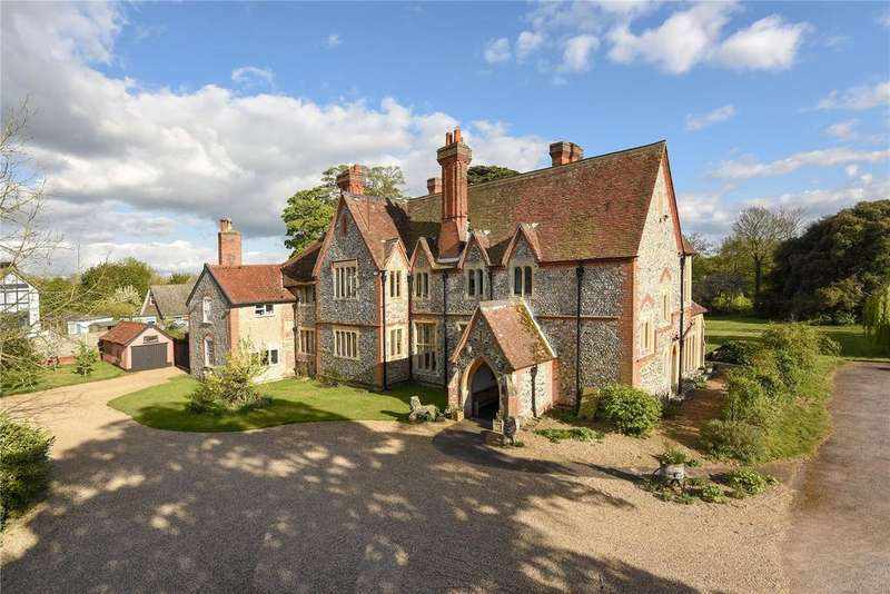 8 Bedrooms Detached House for sale in All Saints Road, Creeting St. Mary, Ipswich, Suffolk