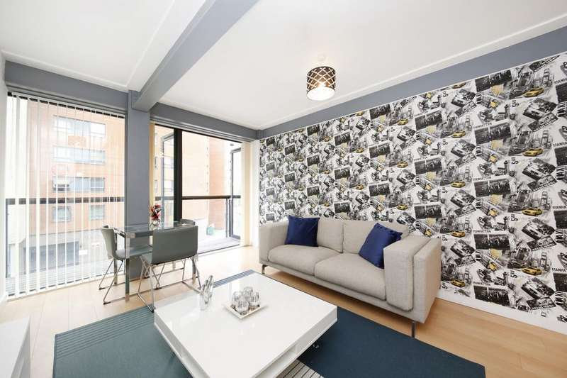 2 Bedrooms Apartment Flat for sale in Victoria Mill Studios, 10 Burford Road, Stratford, E15