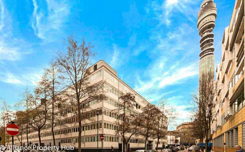 3 Bedrooms Apartment Flat for sale in Holcroft Court, Clipstone Street, London, W1W