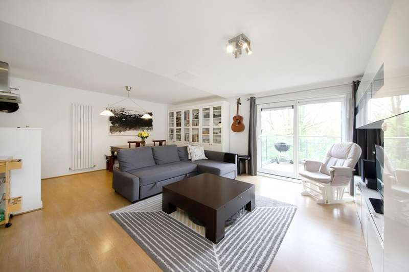 2 Bedrooms Apartment Flat for sale in Tequila Wharf, 681 Commercial Wharf, London, E14
