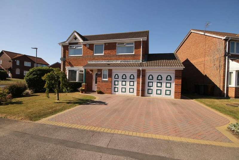 4 Bedrooms Detached House for sale in Talland Close, Highfields, Hartlepool