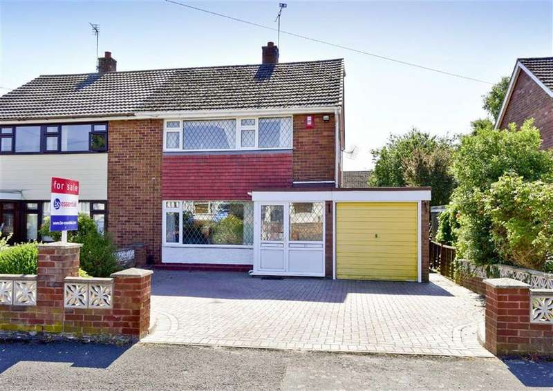 3 Bedrooms Semi Detached House for sale in 38, Church Road, Albrighton, Wolverhampton, WV7